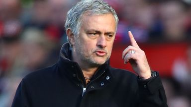 Mourinho: De Boer the worst in PL history