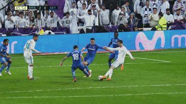 Ronaldo's 300th La Liga goal