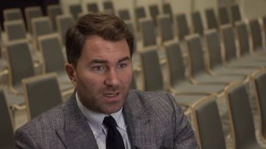Hearn expects AJ to fight overseas