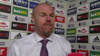 Dyche: Progress is being made