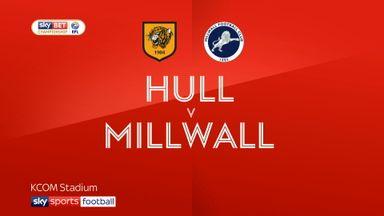 Hull 1-2 Millwall