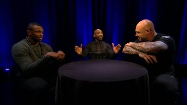 Whyte v Browne - The Gloves Are Off