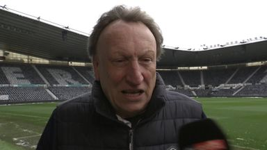 Warnock blasts Derby postponement