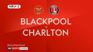 Blackpool 1-0 Charlton