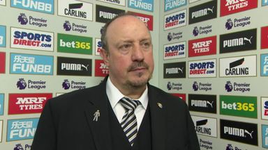 Benitez: Win gives us confidence