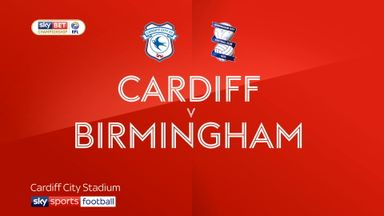 Cardiff 3-2 Birmingham