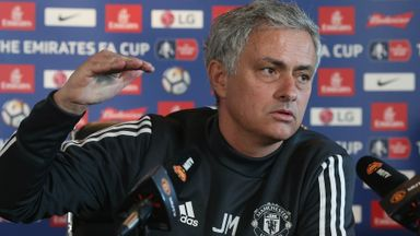 Jose's speech: The best bits