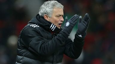Jose: United players were scared