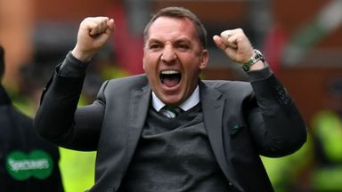 'Rodgers experience shone in Old Firm win'