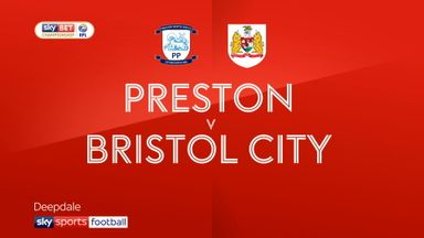 Preston 2-1 Bristol City
