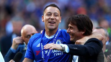 Conte: I tried to keep Terry