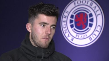 Goss: My focus is with Rangers