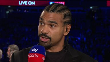Haye: Chisora wants ridiculous money