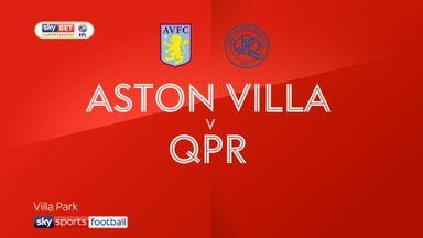 Aston Villa 1-3 QPR