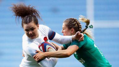 England Women 33-11 Ireland Women