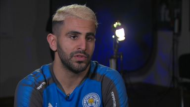 Mahrez: Man City talk in the past