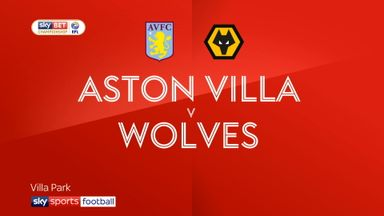 Aston Villa 4-1 Wolves