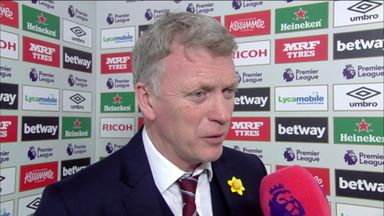 Moyes: We want the fans behind us