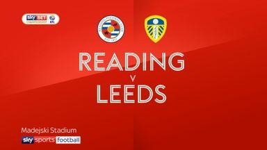 Reading 2-2 Leeds