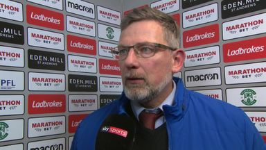Levein: We didn't take our chances