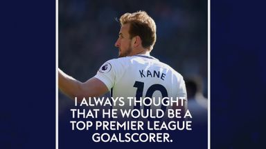 Is Kane the best striker in the world?