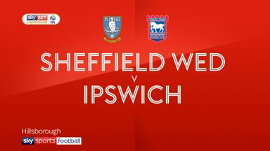 Sheffield Wed 1-2 Ipswich