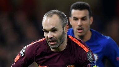 Iniesta must be '100 per cent'