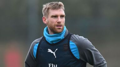 Smith credits candid Mertesacker
