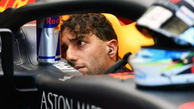 Ricciardo 'robbed' of front-row start
