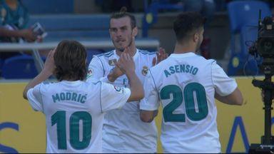 Las Palmas 0-3 Real Madrid