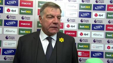 Allardyce: We've never competed in snow blizzards!