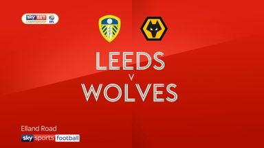 Leeds 0-3 Wolves