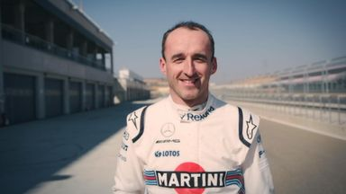 Kubica: My best rehab is driving