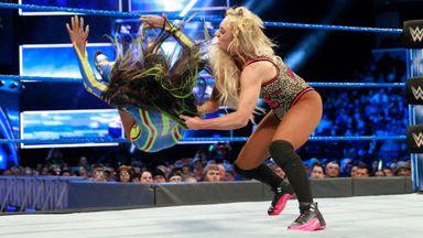 Carmella defeats Naomi