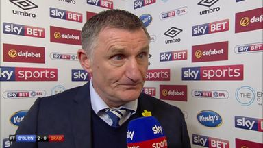 Mowbray: Delighted we got the right result