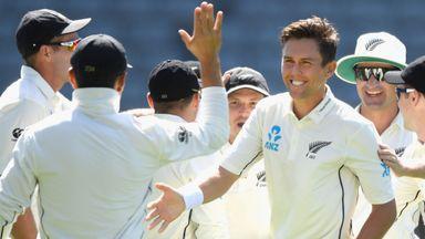 NZ V England: T1 D1 Highlights