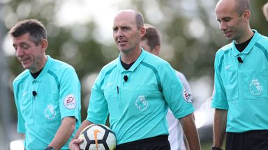 'More chance to become a ref than ever'