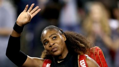 Serena makes winning comeback