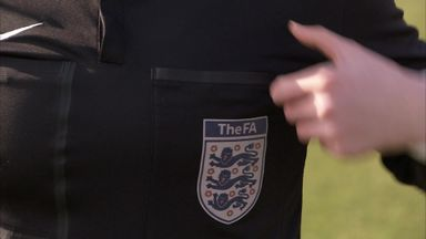 'I am a ref because...'