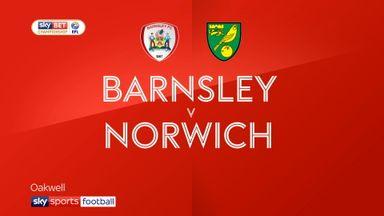Barnsley 1-1 Norwich