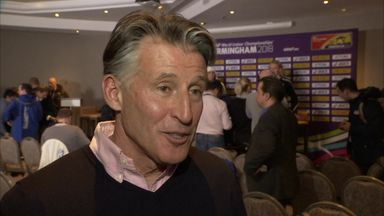 Coe: I want to look after clean athletes