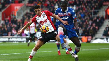 Southampton 0-0 Stoke