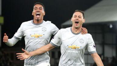 Crystal Palace 2-3 Man Utd