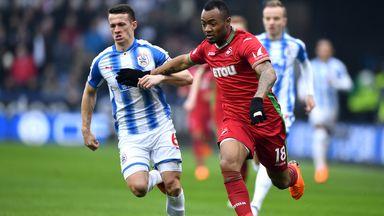 Huddersfield 0-0 Swansea