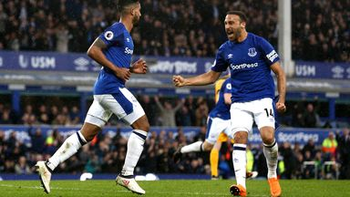 Everton 2-0 Brighton