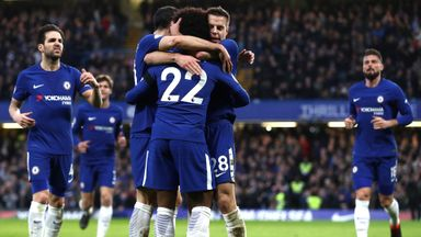 Chelsea 2-1 Crystal Palace