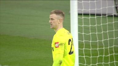 Hart at fault for third goal