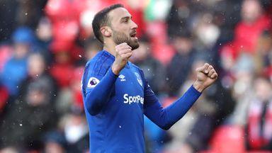 Stoke 1-2 Everton