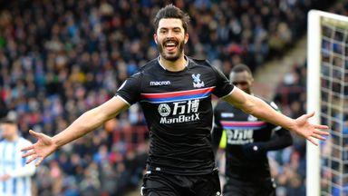 Huddersfield 0-2 Crystal Palace