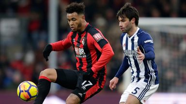 Bournemouth 2-1 West Brom
